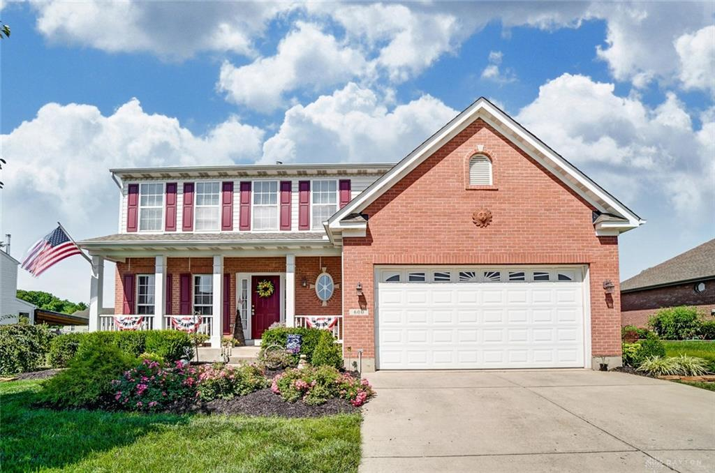 600 Harpwood Dr Franklin Township, OH