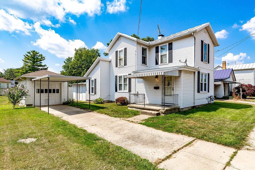 Photo 3 for 114 Jackson St Farmersville, OH 45325