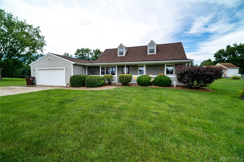 492 Bell Rd Xenia Twp, OH