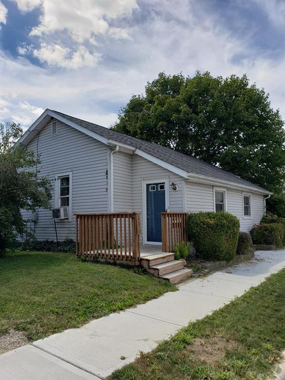 406 W North St Arcanum, OH
