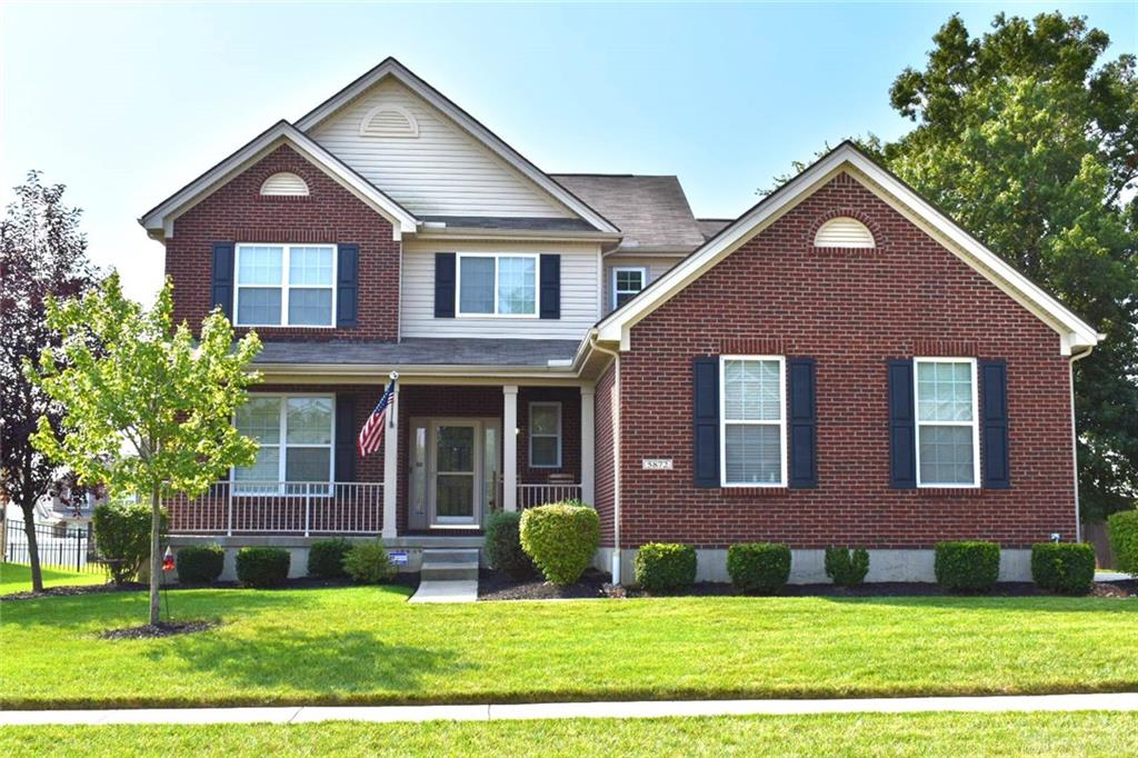 5872 Oak Creek Trl Huber Heights, OH
