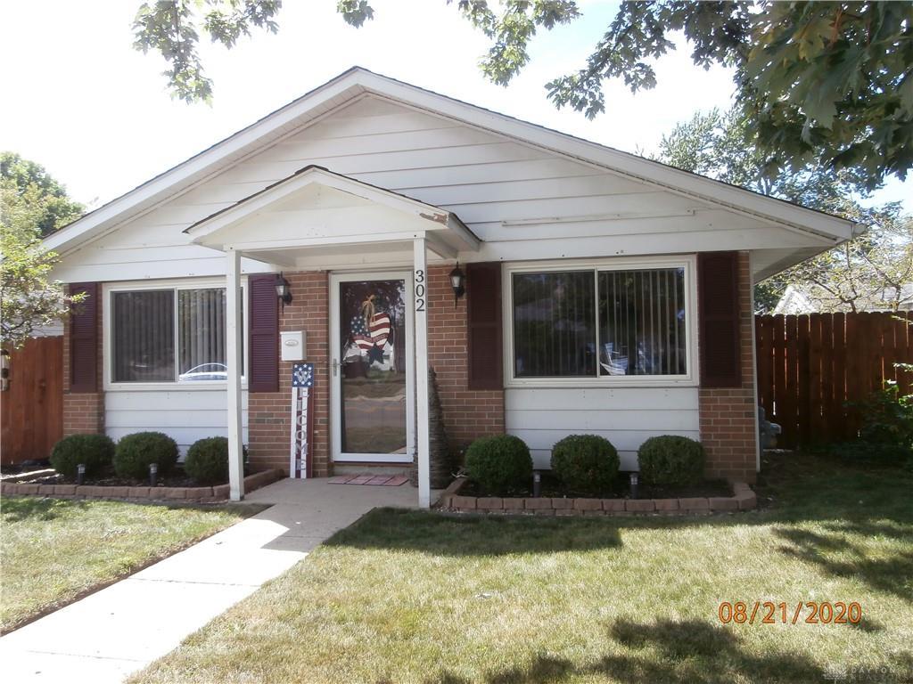 302 McKinley Ave Piqua, OH