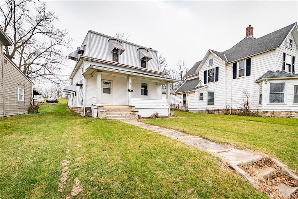 320 Garfield Ave Bellefountaine, OH