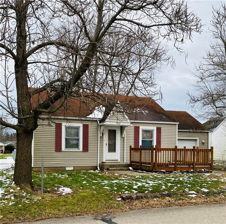 206 Ludlow St Laura, OH