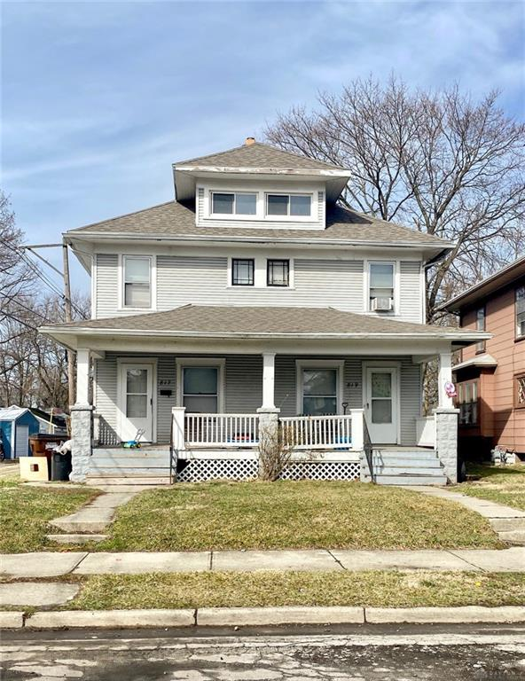 817-819 Olive St Springfield, OH
