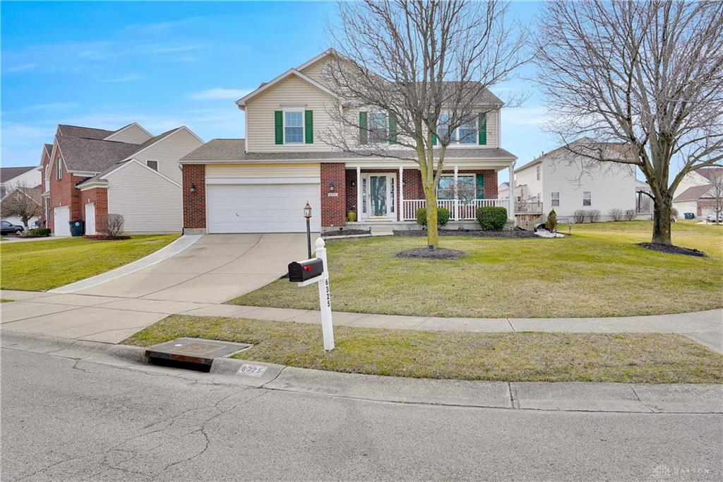6325 Sykes Ct Huber Heights, OH