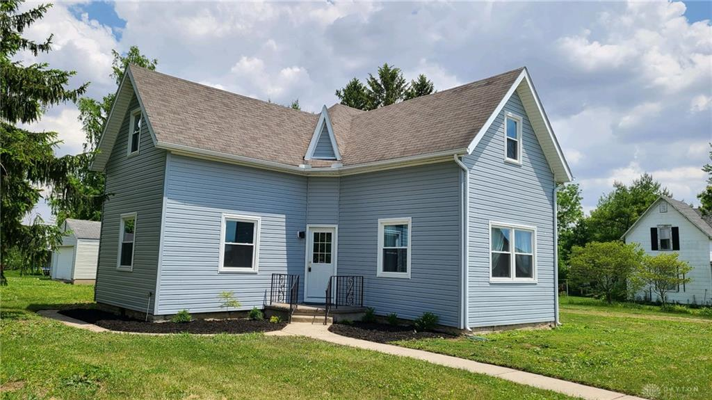 217 E Orchard St West Manchester, OH