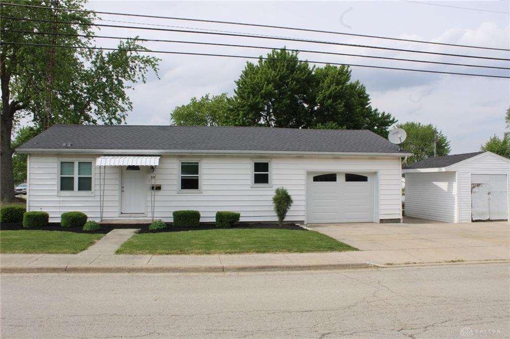 61 E Main St Burkettsville, OH