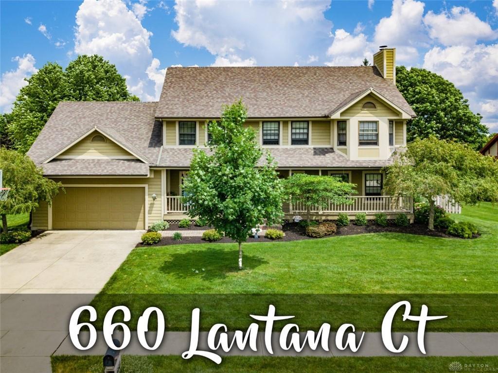 660 Lantana Ct Tipp City, OH