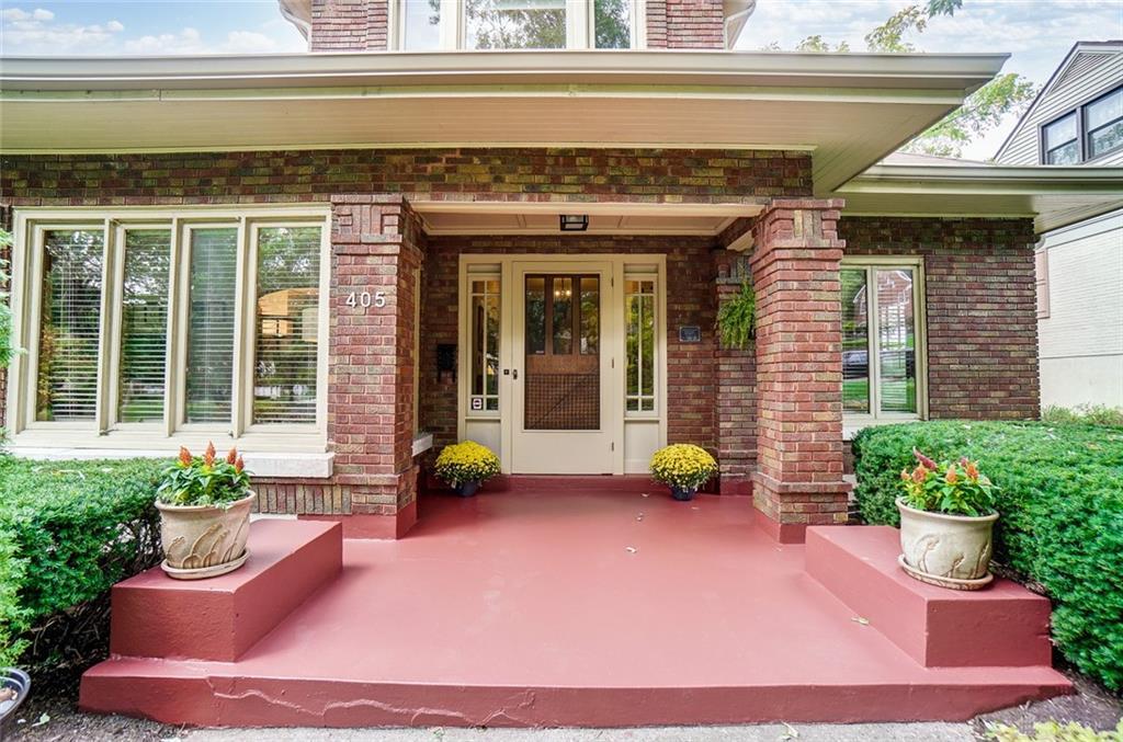 Photo 2 for 405 Ridgewood Ave Oakwood, OH 45409