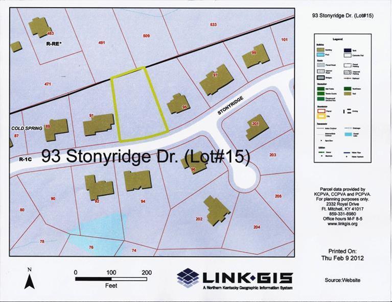 93 Stonyridge Dr, lot15