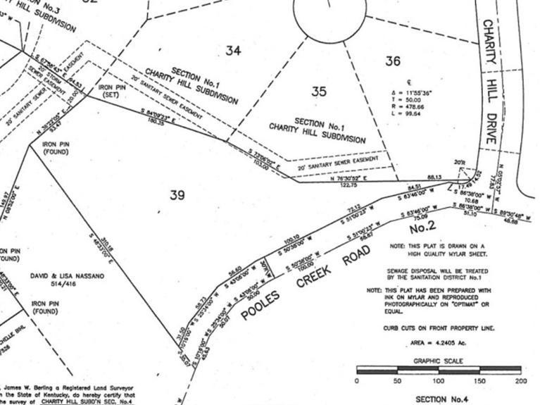 real estate photo 2 for Dry Creek Rd, lot39 Cold Spring, KY 41076