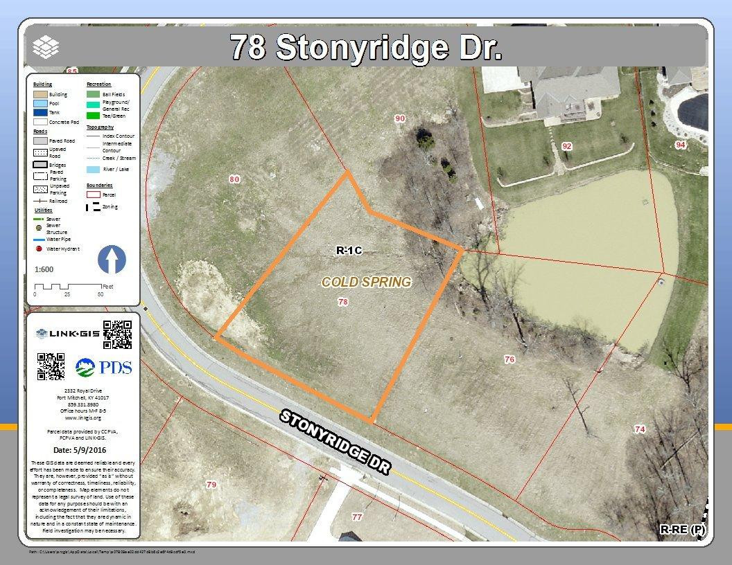 real estate photo 1 for 78 Stonyridge Dr, lot28 Cold Spring, KY 41076