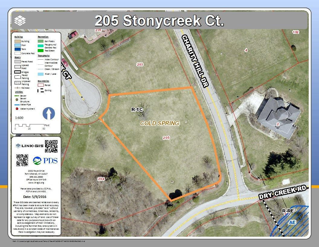 Photo 1 for 205 Stonycreek Ct, lot36 Cold Spring, KY 41076