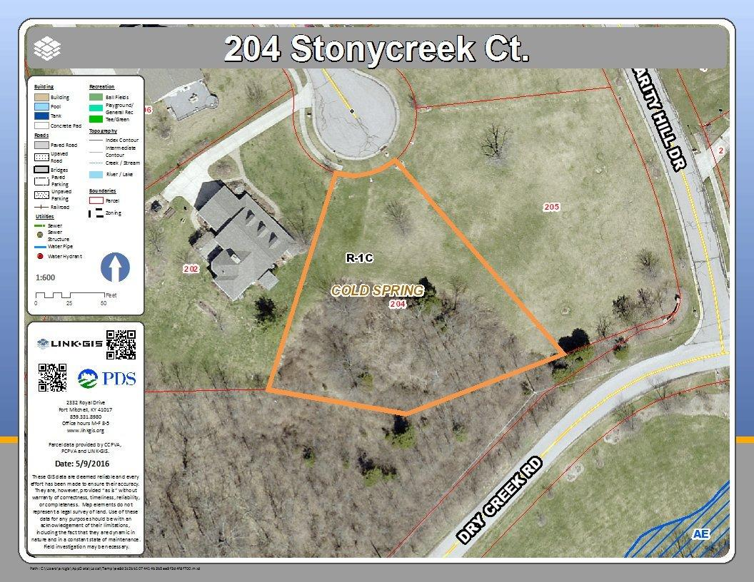 real estate photo 1 for 204 Stonycreek Ct, lot35 Cold Spring, KY 41076