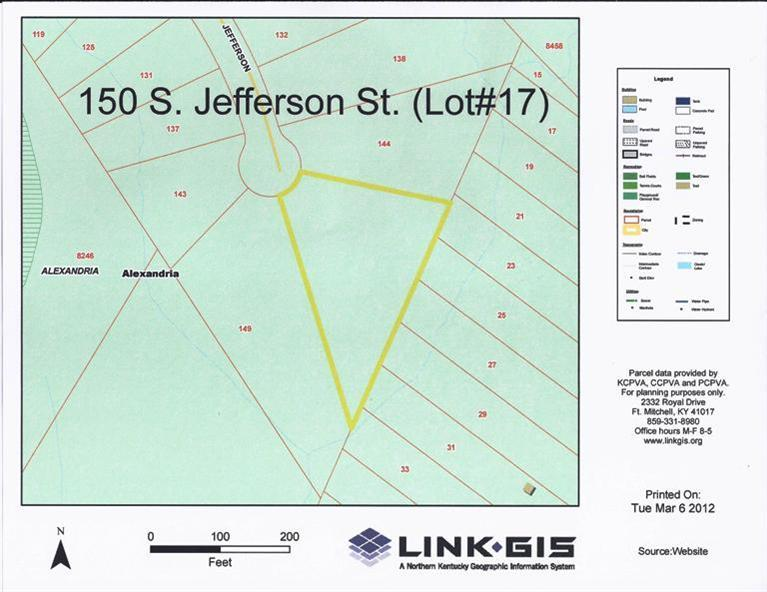 150 S Jefferson St, lot17
