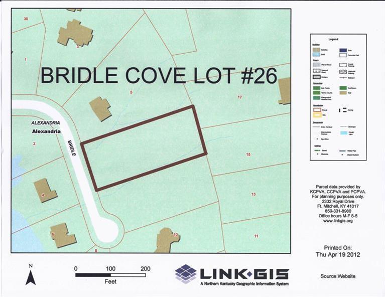 Bridle Cove Cv, 26