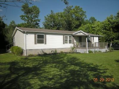 real estate photo 1 for 588 Happy Hollow Ln Worthville, KY 41098