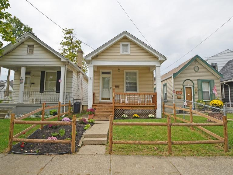 real estate photo 1 for 4323 Mckee St Covington, KY 41015