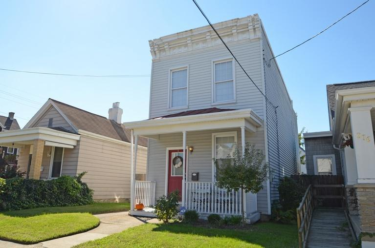 real estate photo 1 for 278 O Fallon Ave Bellevue, KY 41073