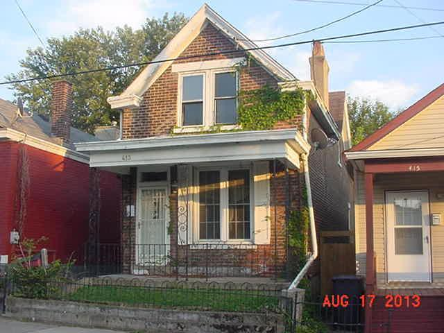 real estate photo 1 for 413 W 11th St Covington, KY 41011