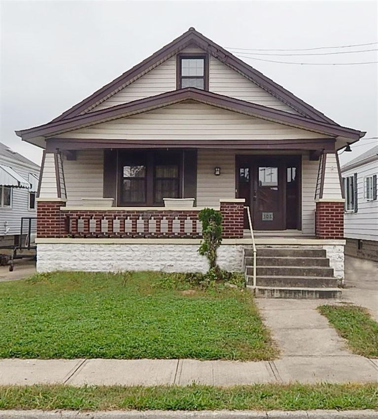 real estate photo 1 for 308 Howard St Ludlow, KY 41016