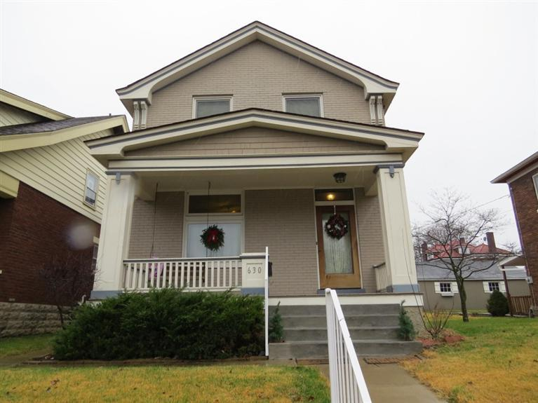 real estate photo 1 for 630 Oak St Newport, KY 41071