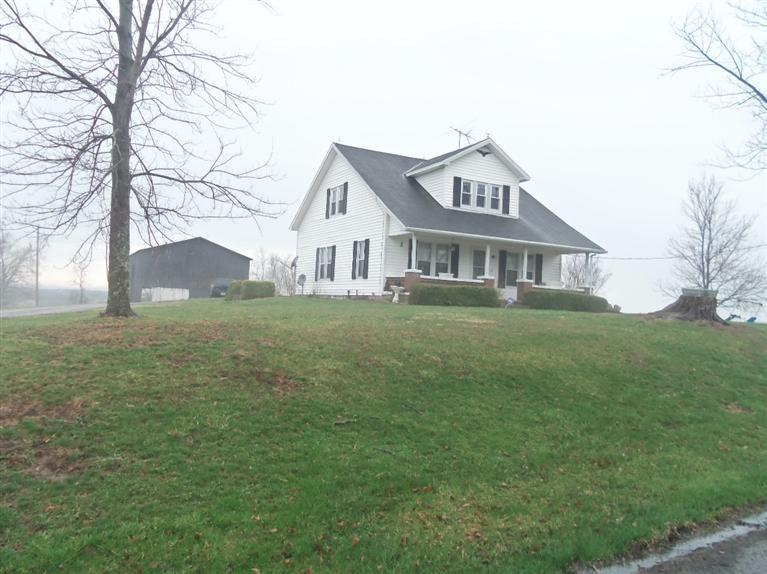 real estate photo 1 for 4401 Mckinneysburg Rd Falmouth, KY 41040