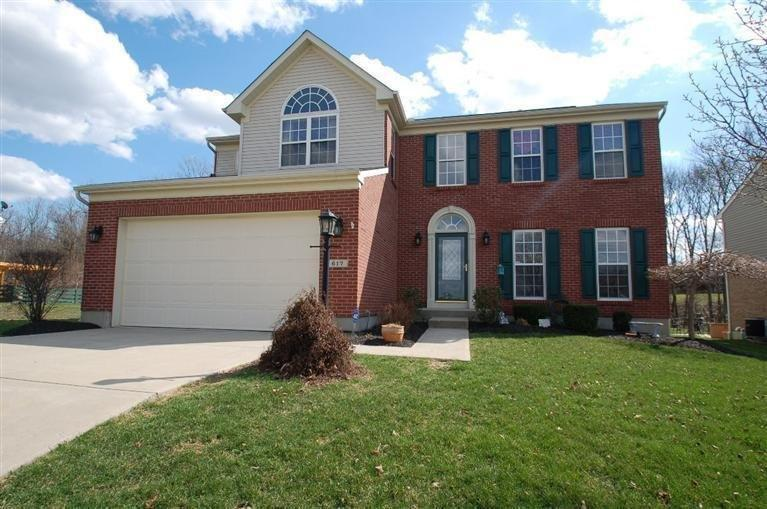 real estate photo 1 for 617 Turfrider Ct Walton, KY 41094