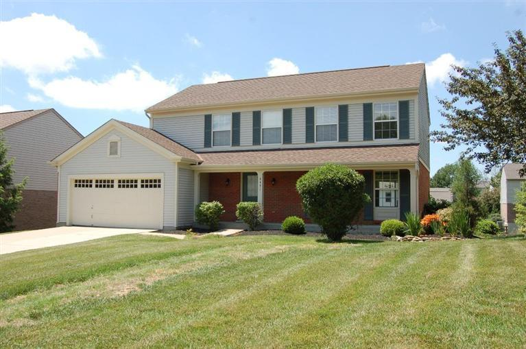 real estate photo 1 for 8491 Woodcreek Dr Florence, KY 41042