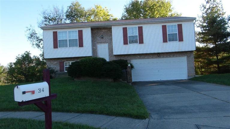 real estate photo 1 for 34 Sabre Dr Highland Heights, KY 41076