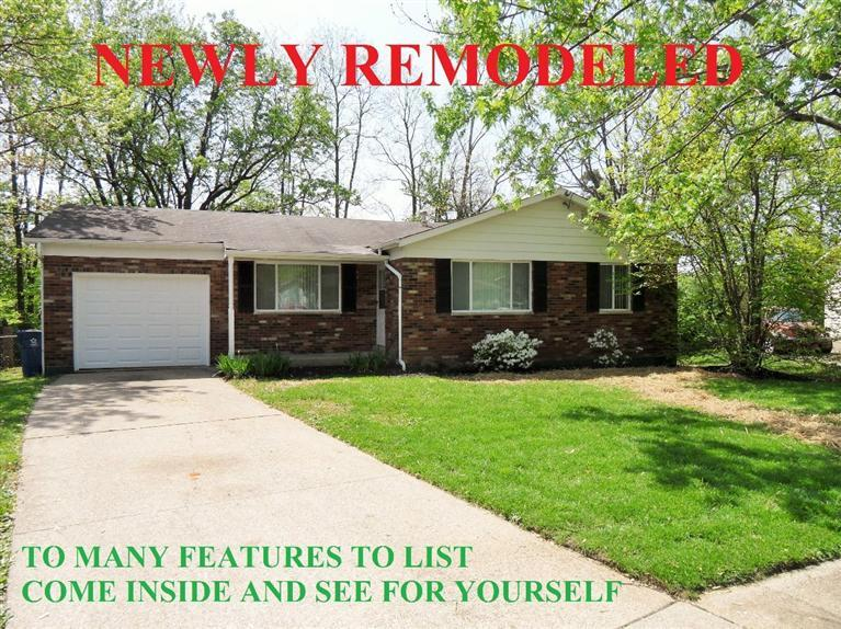 real estate photo 1 for 3331 Fir Tree Ln Erlanger, KY 41018