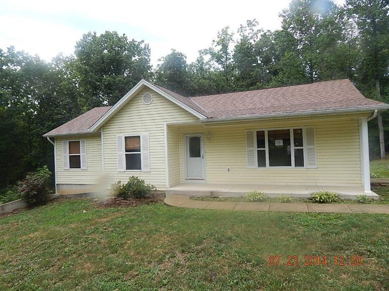 real estate photo 1 for 1210 Heathen Ridge Rd Crittenden, KY 41030