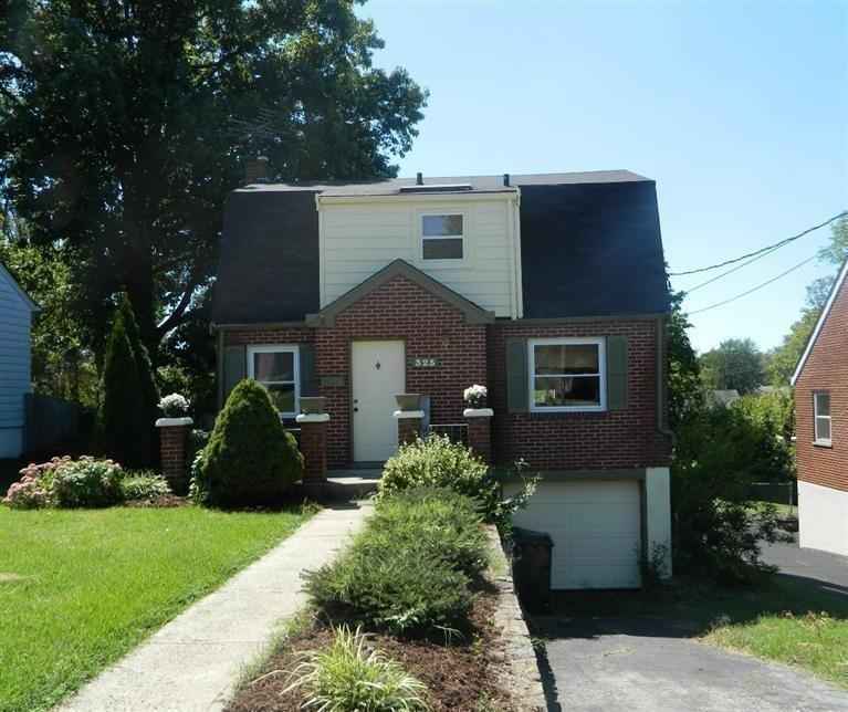 real estate photo 1 for 323 Timberlake Ave Erlanger, KY 41018