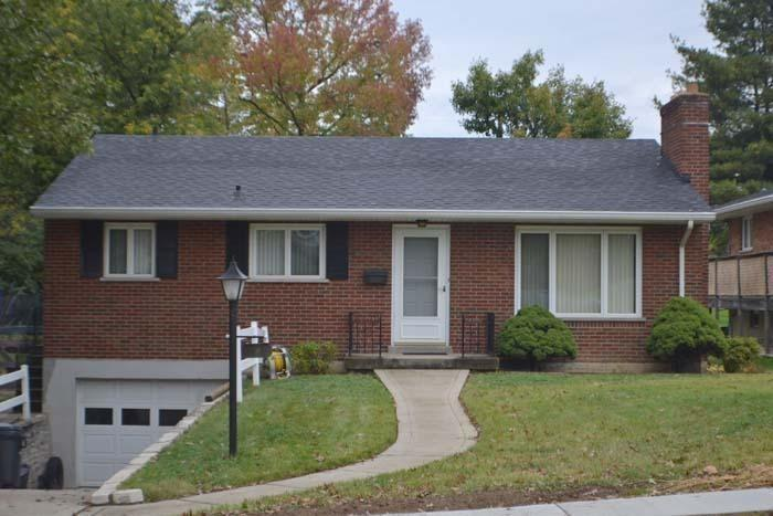 real estate photo 1 for 1604 Cumberland Ave Fort Wright, KY 41011