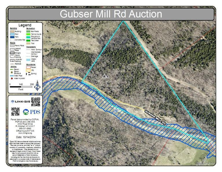 real estate photo 1 for Gubser Mill Rd California, KY 41007