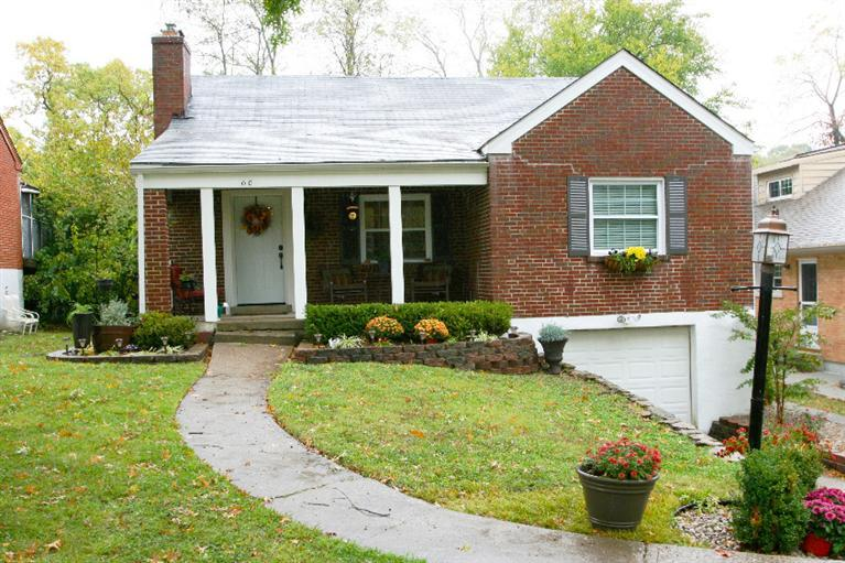 real estate photo 1 for 60 Burdsall Ave Fort Mitchell, KY 41017