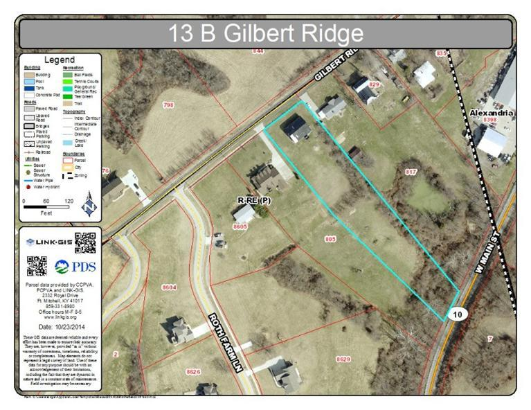 13 B Gilbert Ridge Rd