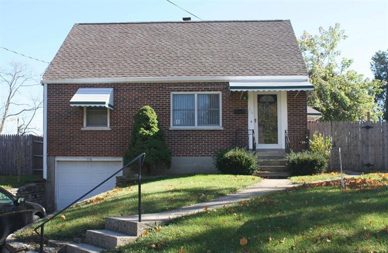 real estate photo 1 for 116 Lloyd Ave Florence, KY 41042