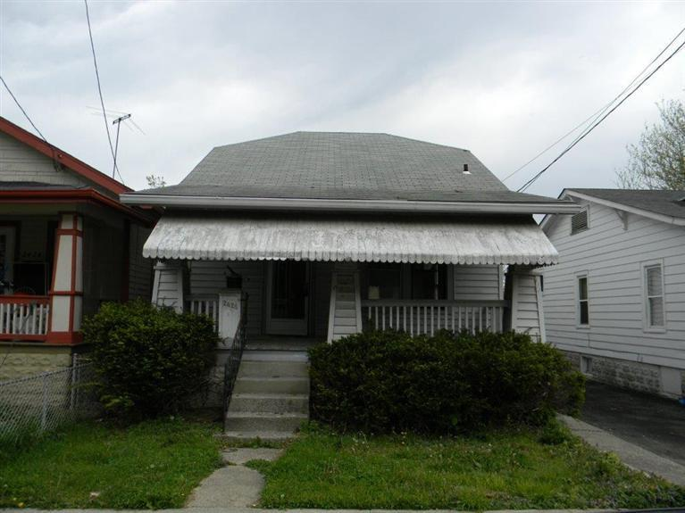real estate photo 1 for 2426 Warren St Covington, KY 41014