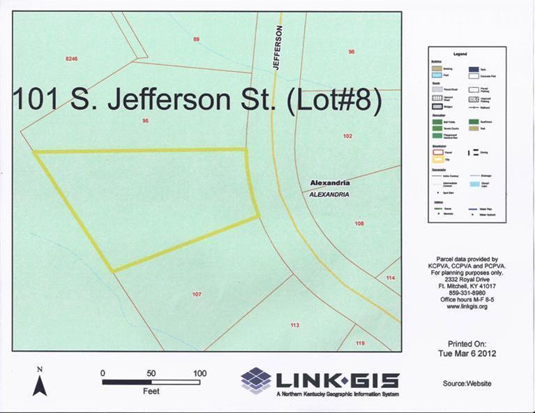 101 S Jefferson St, lot 8