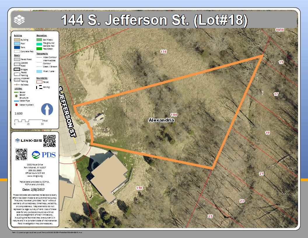 real estate photo 1 for 144 S Jefferson St, lot18 Alexandria, KY 41001