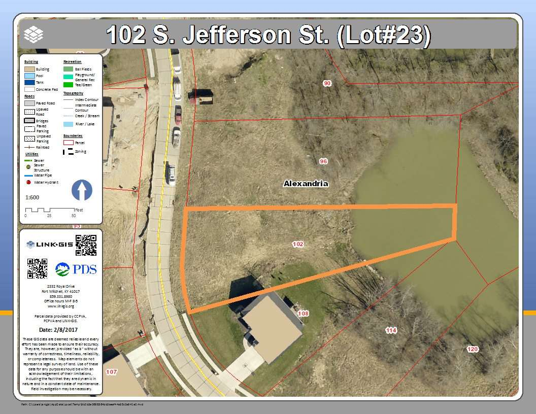 real estate photo 1 for 102 S Jefferson St, lot25 Alexandria, KY 41001