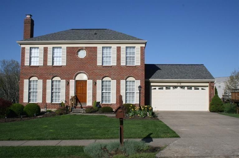 real estate photo 1 for 115 Stonegate Dr Alexandria, KY 41001