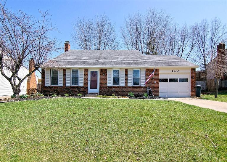 real estate photo 1 for 150 Breckenridge Dr Alexandria, KY 41001