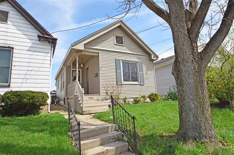 real estate photo 1 for 3322 Grace Ave Covington, KY 41015
