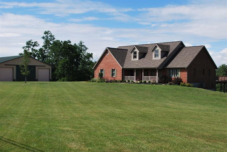 real estate photo 1 for 5175 Napoleon Zion Station Rd Dry Ridge, KY 41035