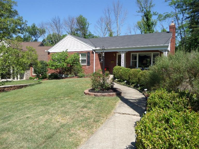real estate photo 1 for 25 N Montrose Ave Fort Thomas, KY 41075