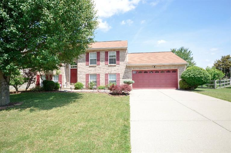 real estate photo 1 for 2556 Alysheba Dr Burlington, KY 41005