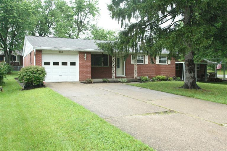 real estate photo 1 for 532 Stevenson Rd Erlanger, KY 41018